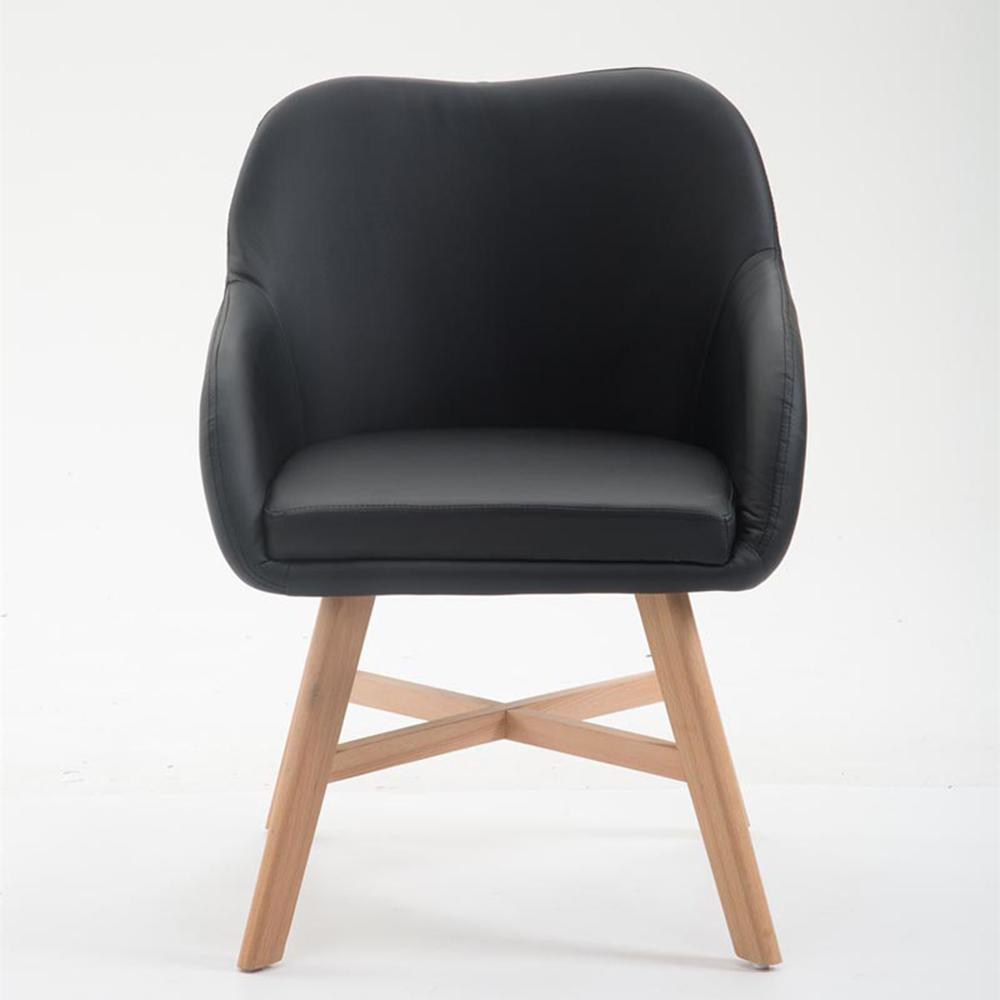 Konferenční / jídelní židle Johan hnědá