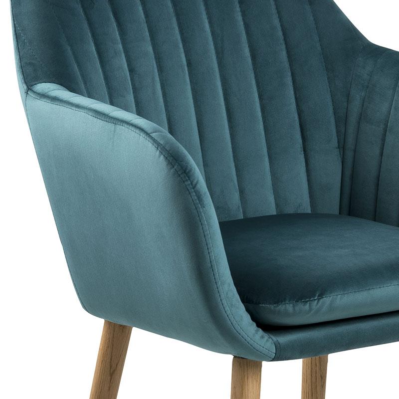 Konferenční / jídelní židle s prošíváním Milla
