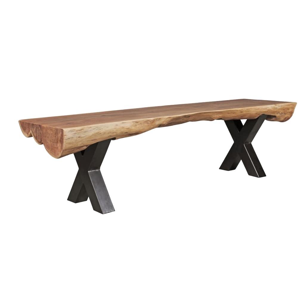Jídelní lavice Cory, 170 cm, akát