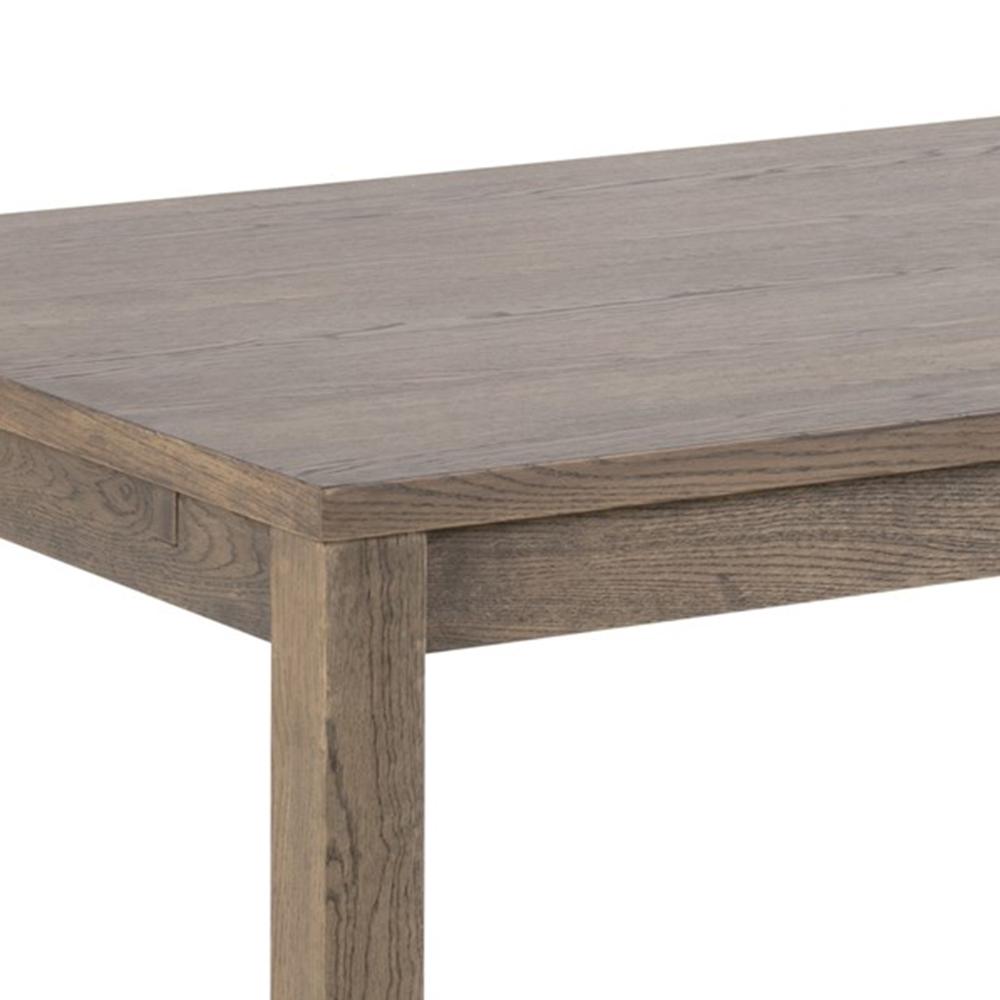 Jídelní stůl Beata, 180 cm, mořený dub