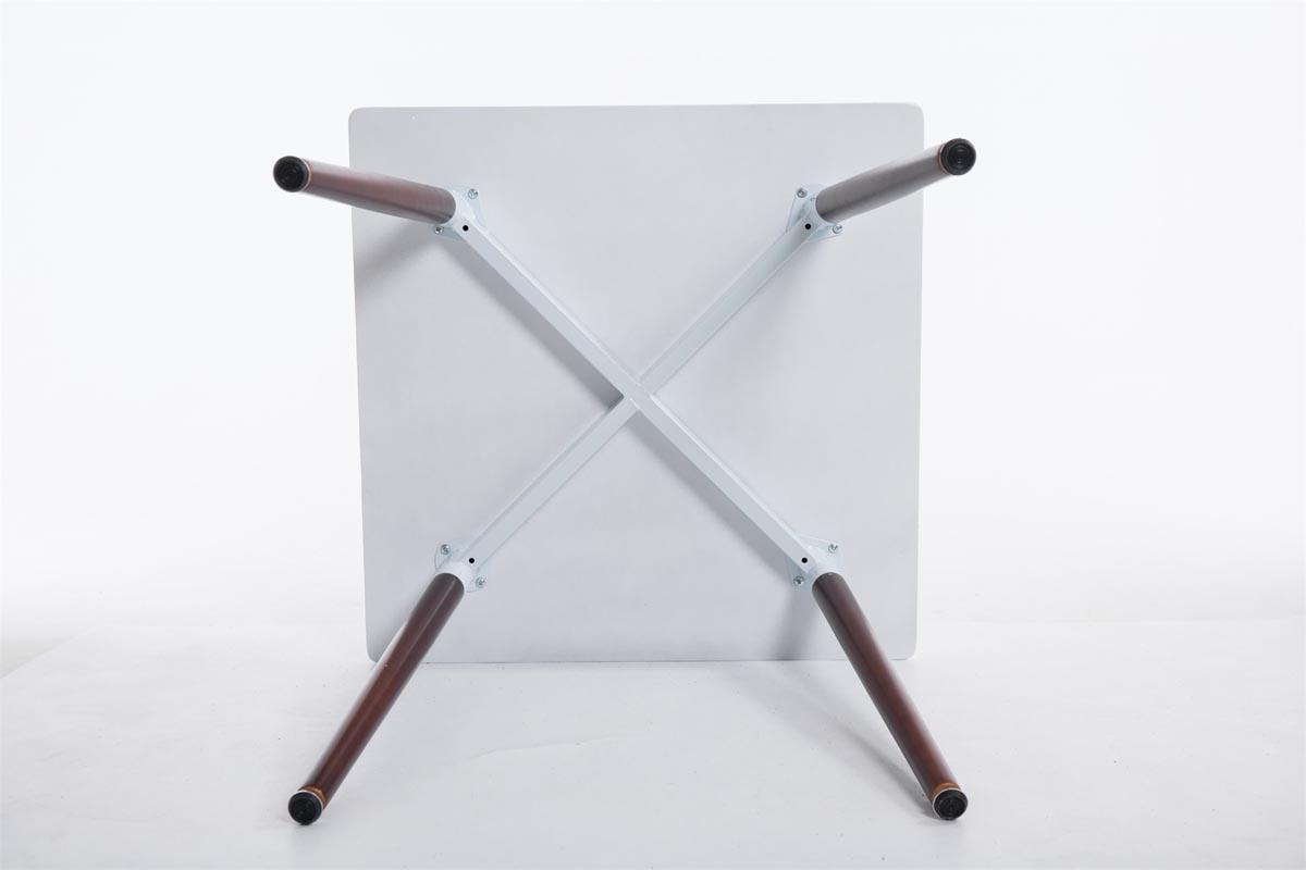 Jídelní stůl Benet, 80 cm, nohy cappuccino