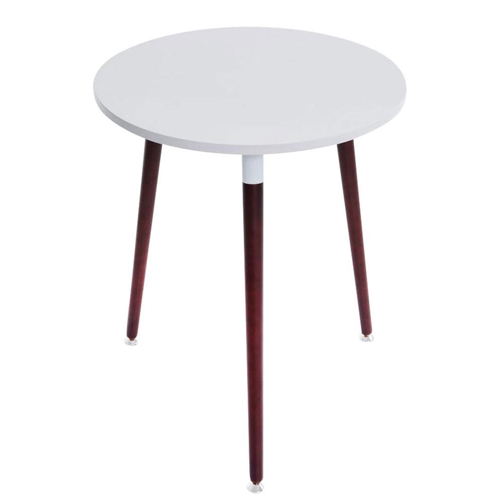 Jídelní stůl Benet kulatý, 60 cm, nohy cappuccino