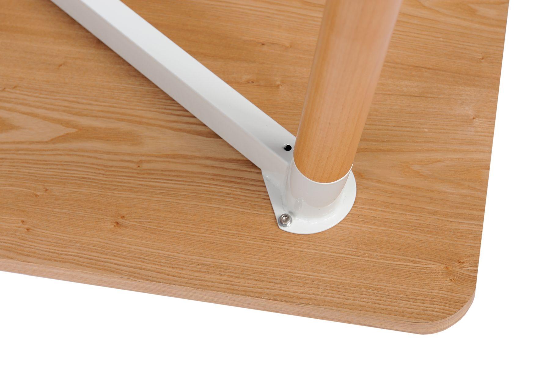 Jídelní stůl Clara, 120 cm, buk