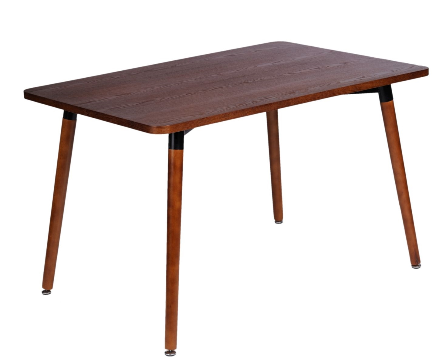 Jídelní stůl Clara, 160 cm, ořech