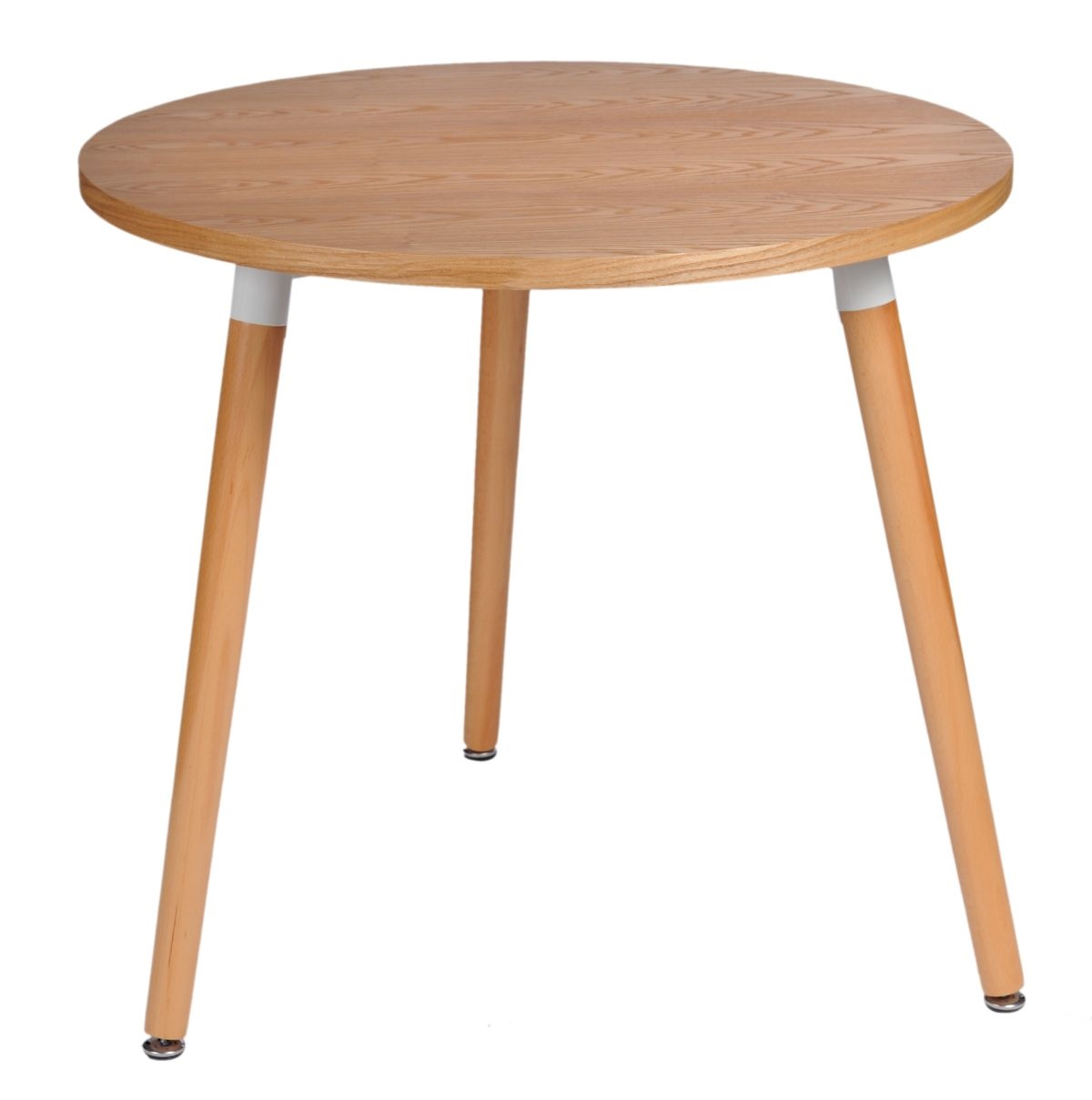 Jídelní stůl Clara kulatý, 80 cm, buk