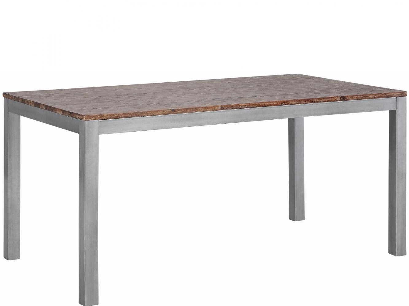 Jídelní stůl Conge, 200 cm, hnědá