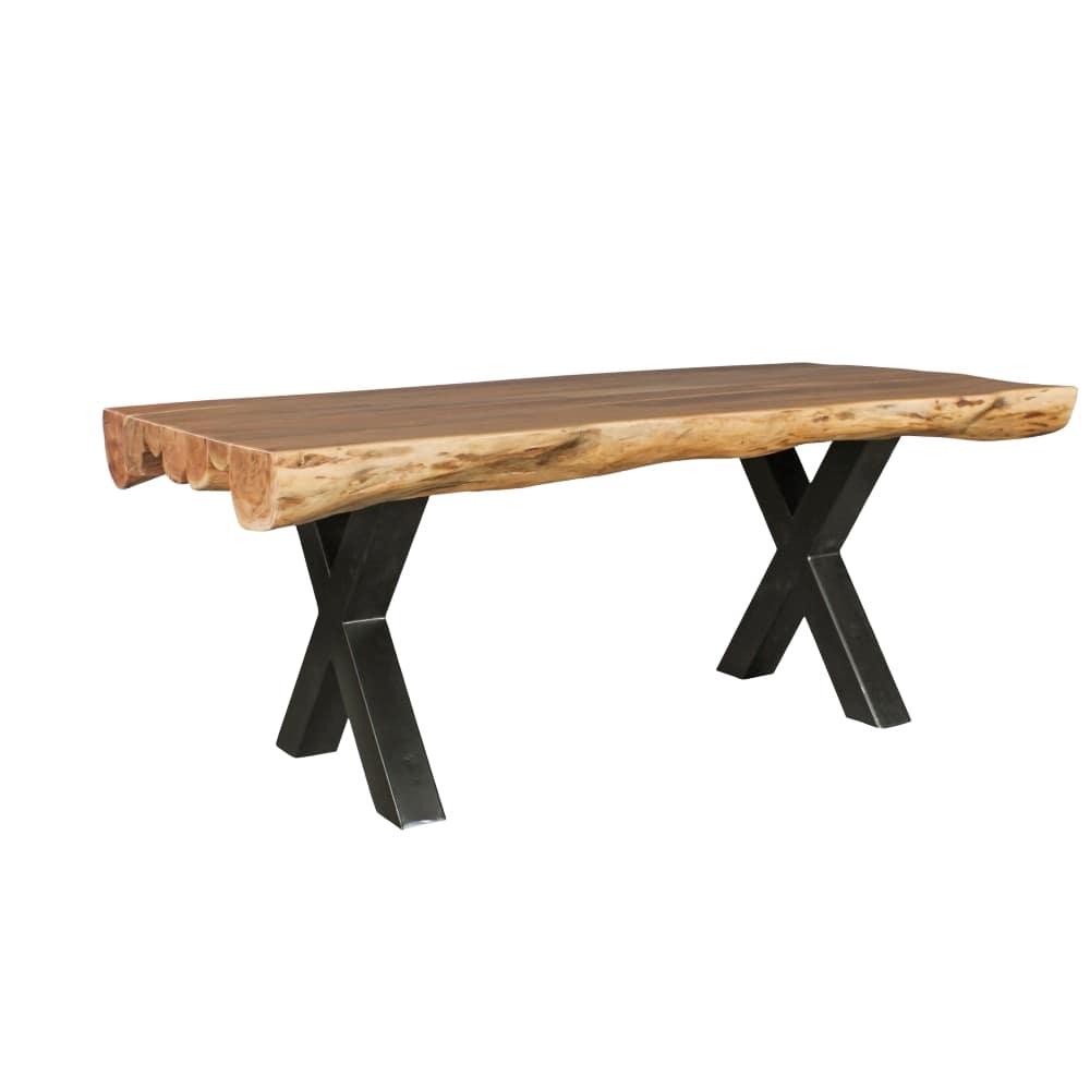 Jídelní stůl Cory, 200 cm, akát