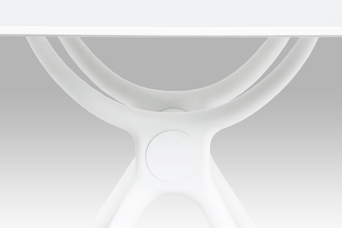 Jídelní stůl Daniela, 80 cm, bílá