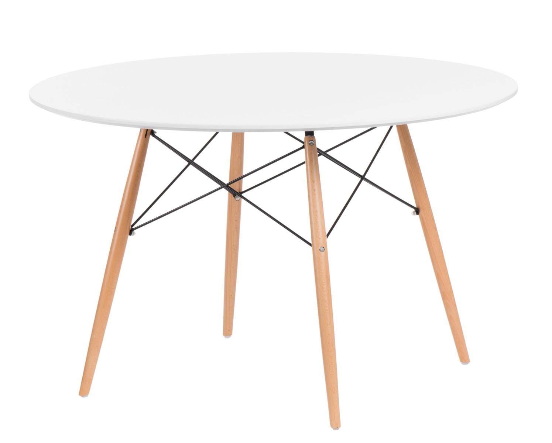 Jídelní stůl Desire, 120 cm, bílá