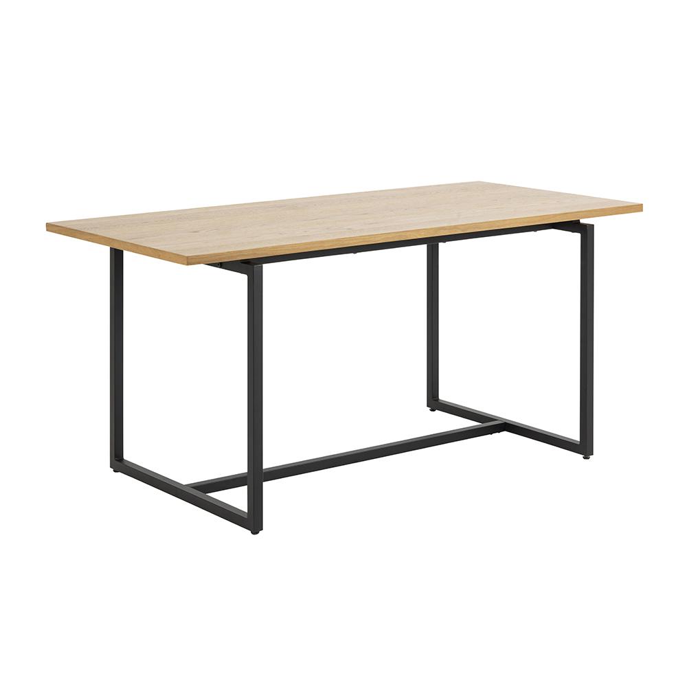 Jídelní stůl Falun, 160 cm, dub