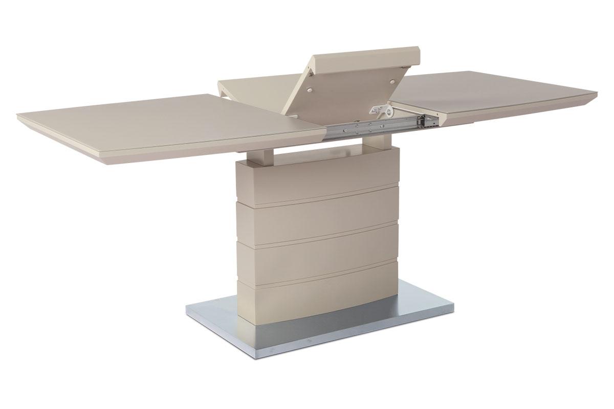 Jídelní stůl Glen, 140 cm, cappucino