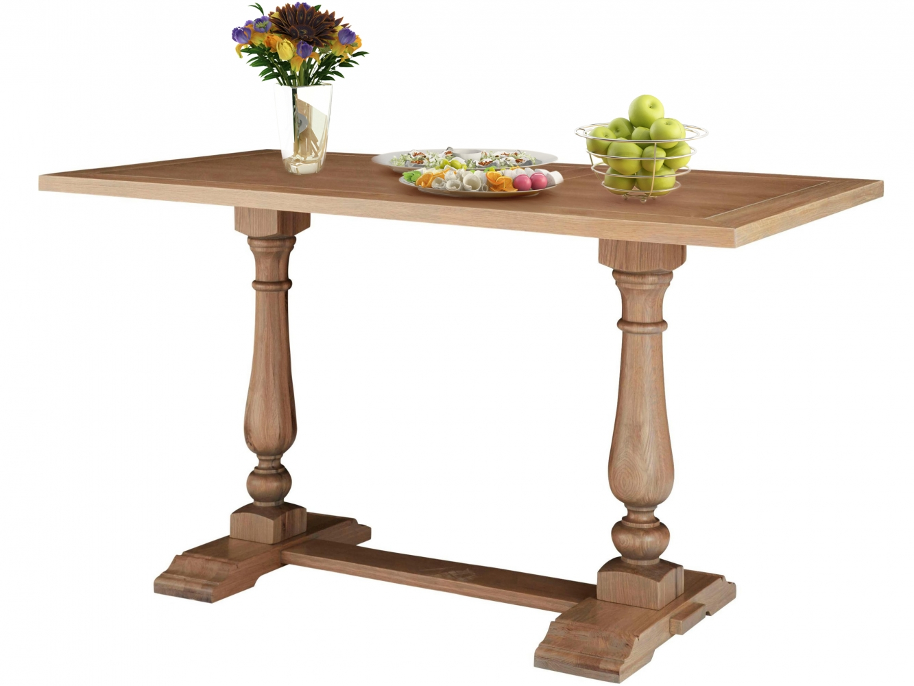 Jídelní stůl Hero, 160 cm, dub