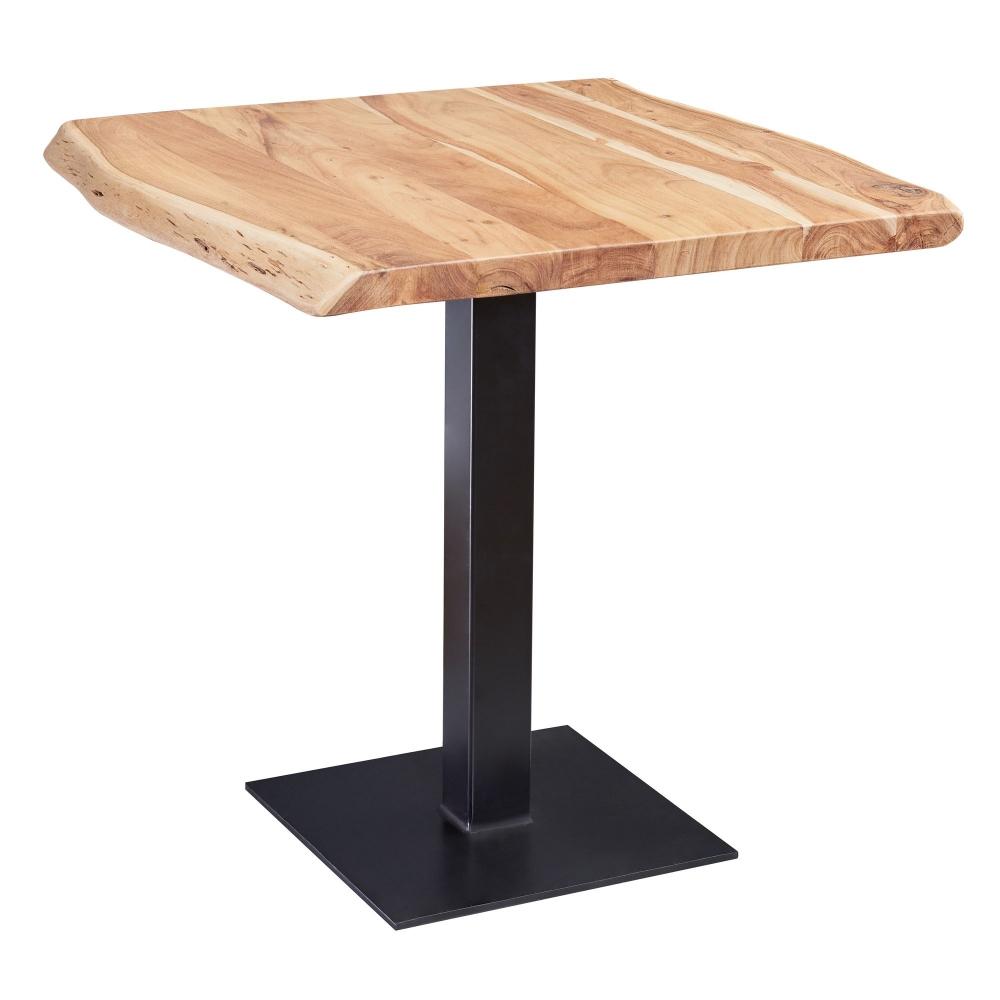 Jídelní stůl Hert, 80 cm, akát