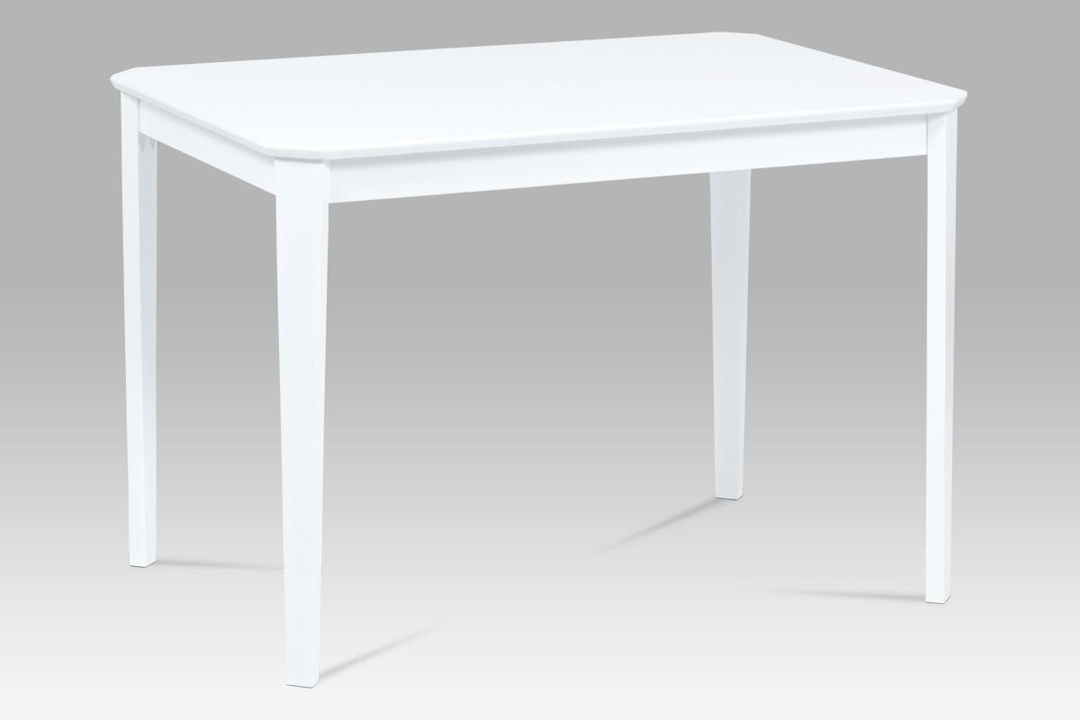 Jídelní stůl Lada, 110 cm, bílá