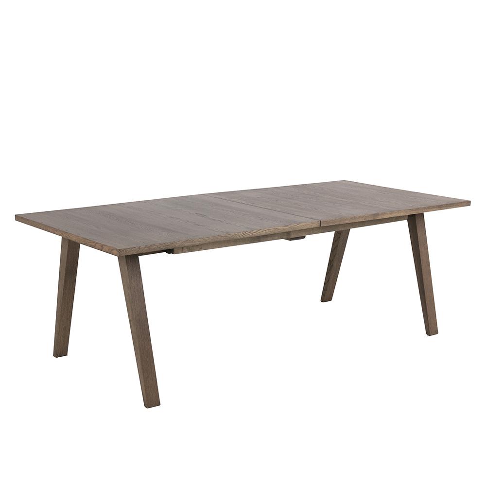 Jídelní stůl Linea, 220 cm, mořený dub