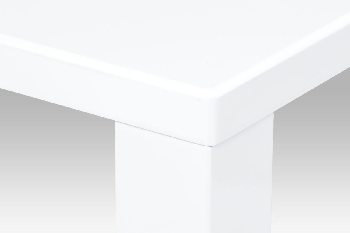 Jídelní stůl Lucia, 80 cm, bílá