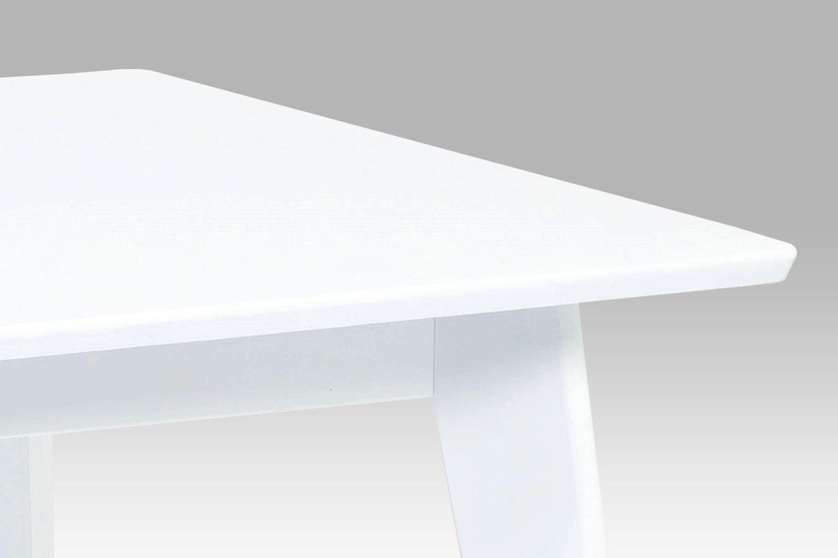 Jídelní stůl Martha, 120 cm, bílá