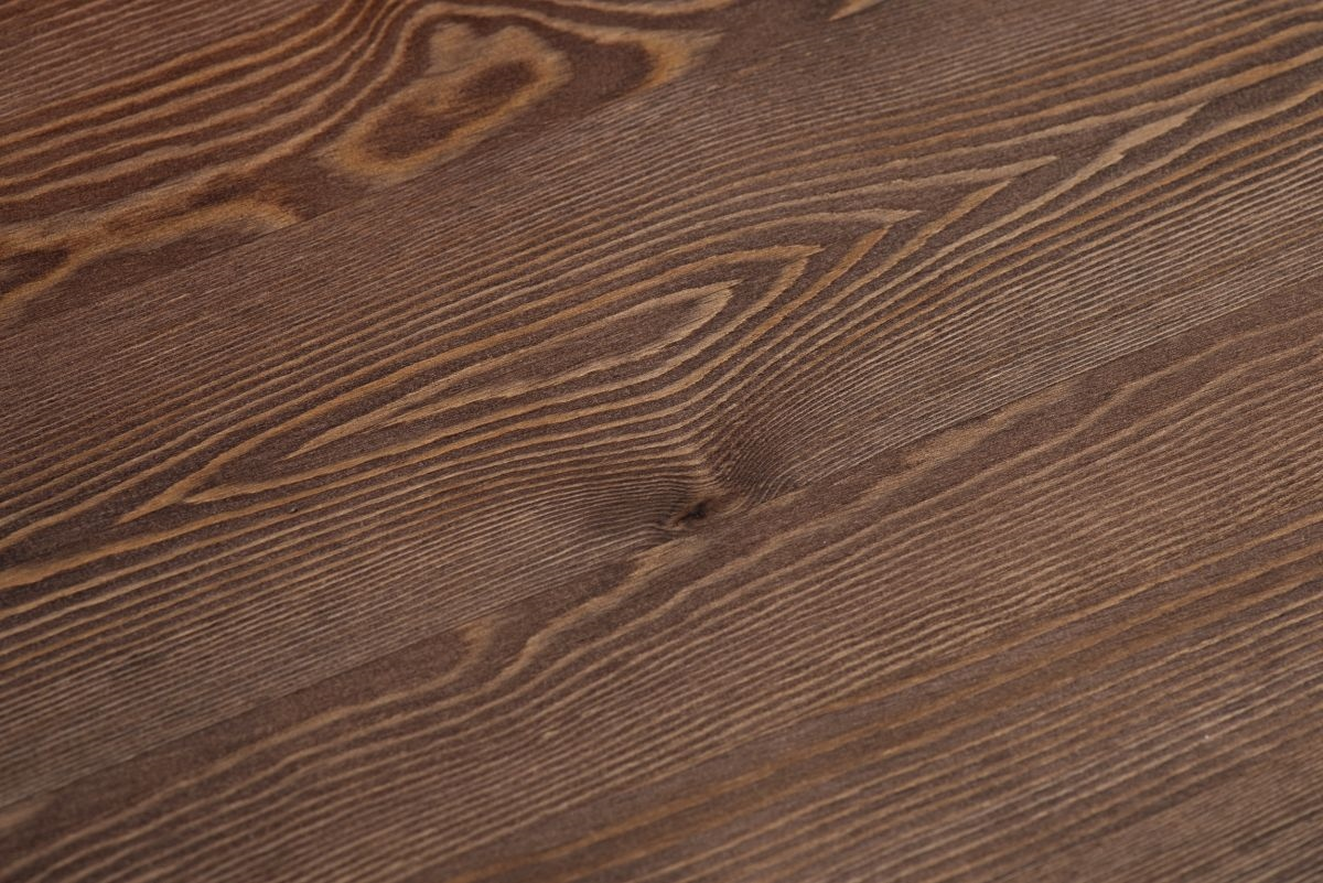 Jídelní stůl Mason 76 cm, tmavé dřevo