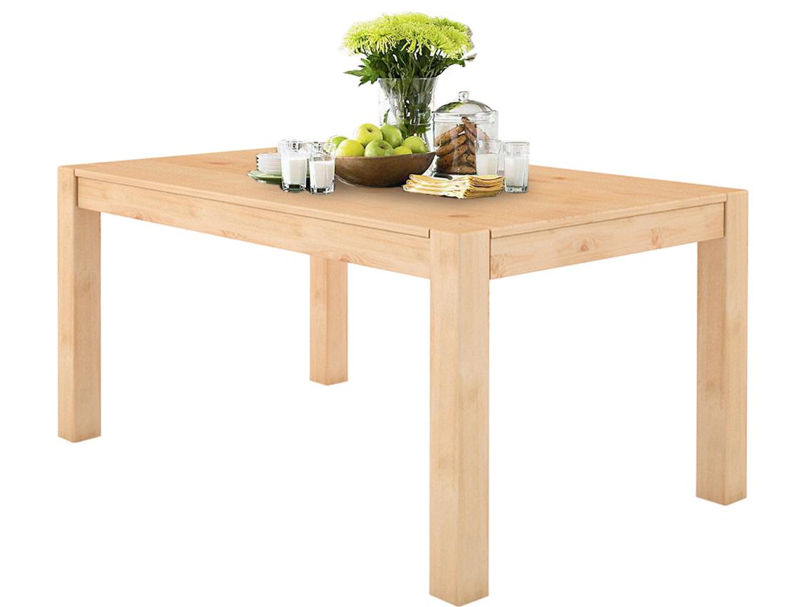 Jídelní stůl Moni, 140 cm, borovice