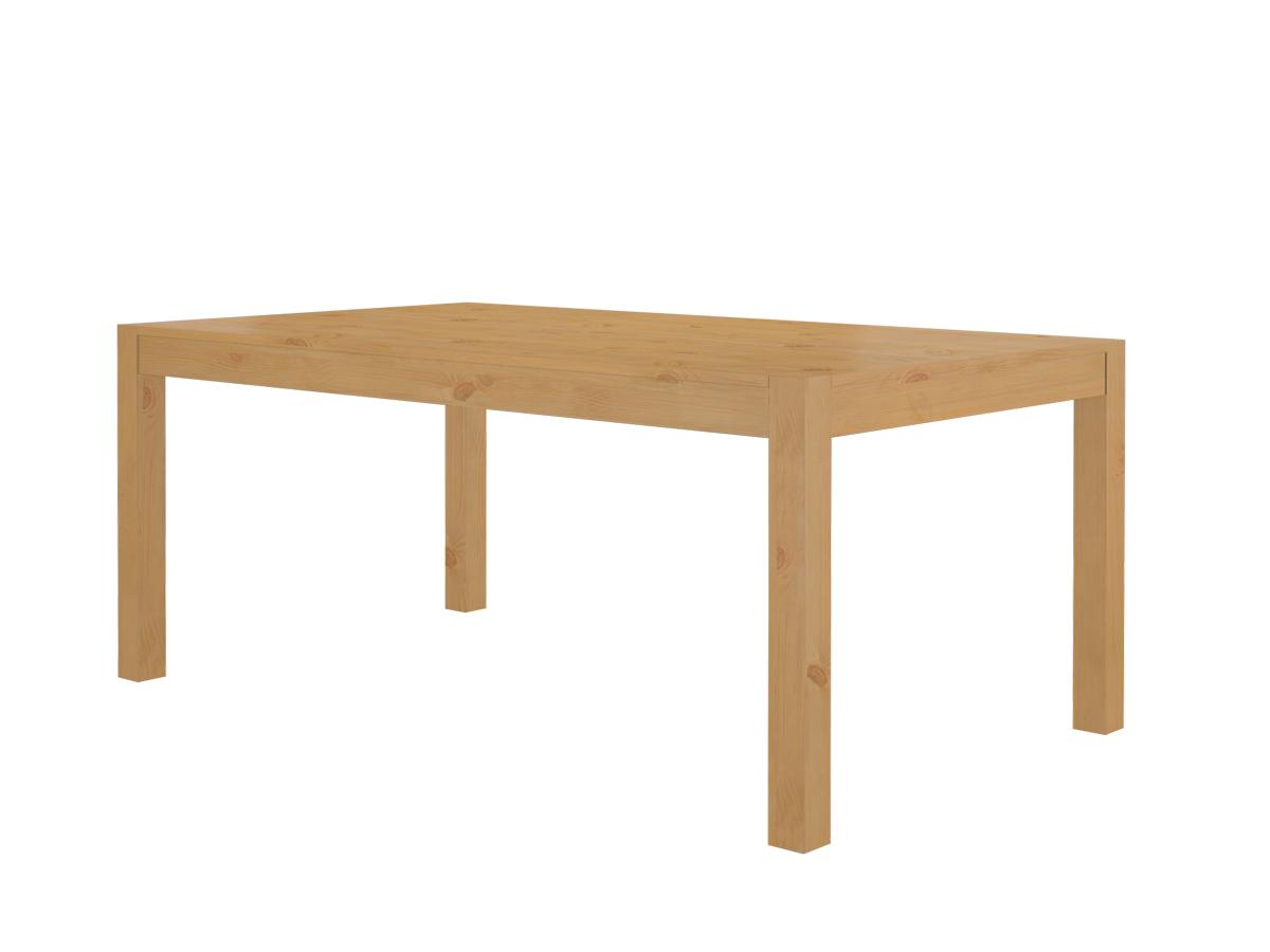 Jídelní stůl Moni, 180 cm, borovice