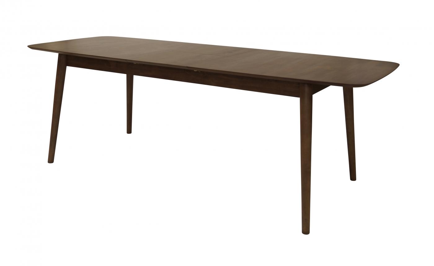 Jídelní stůl Mont, 219 cm, ořech