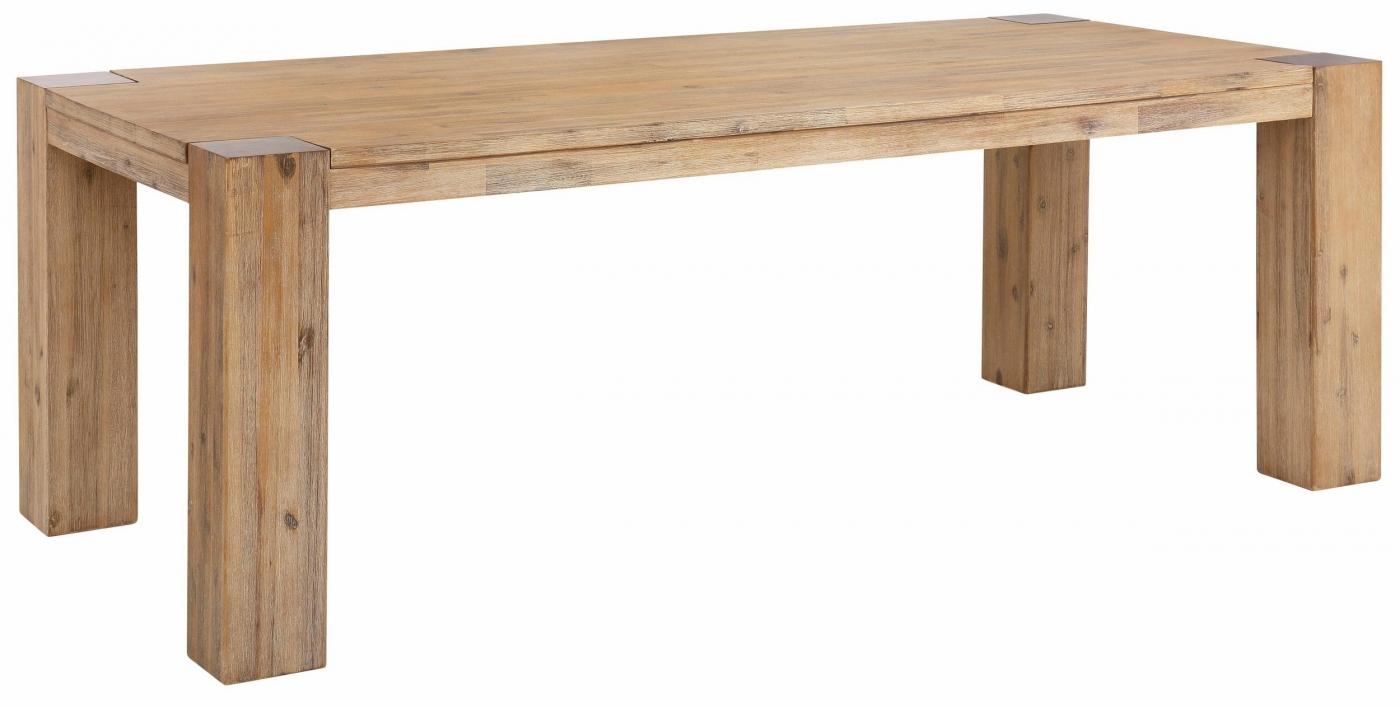 Jídelní stůl Niel, 220 cm, krémová