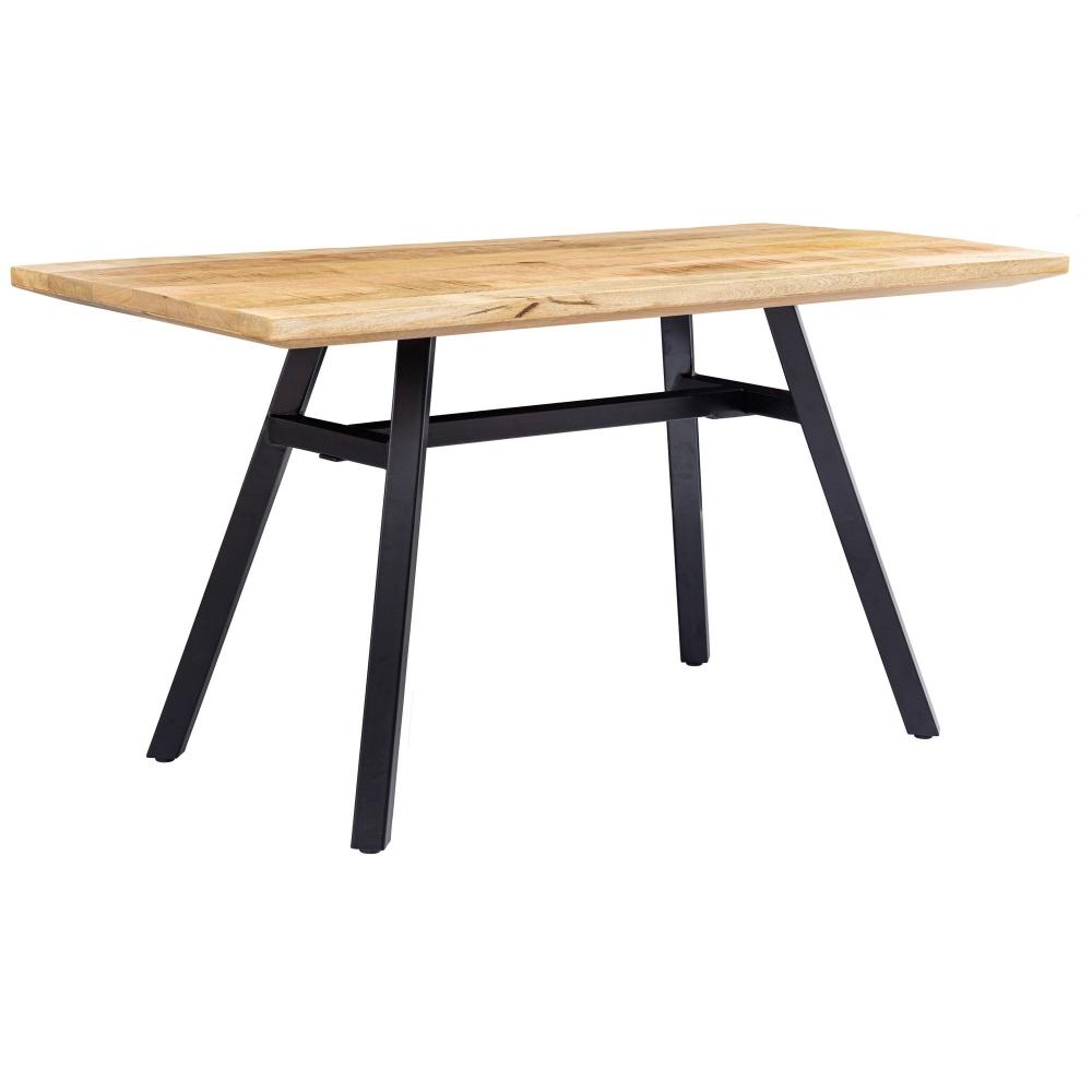 Jídelní stůl Noel, 180 cm, masivní dřevo