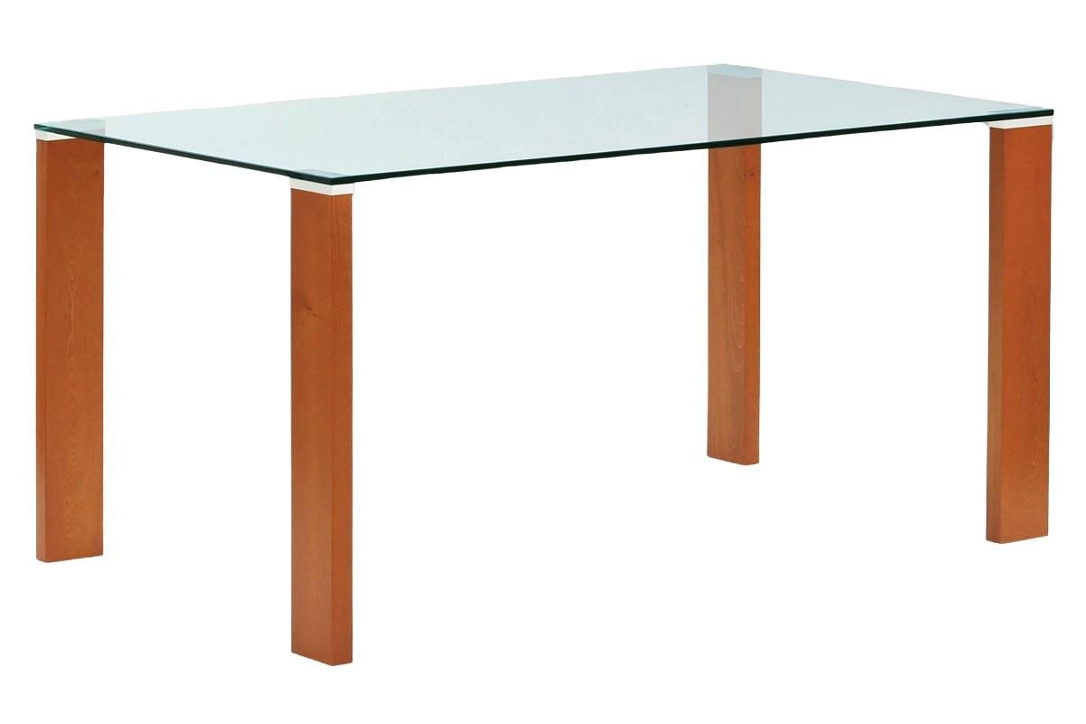 Jídelní stůl Pierre, 150 cm, třešeň