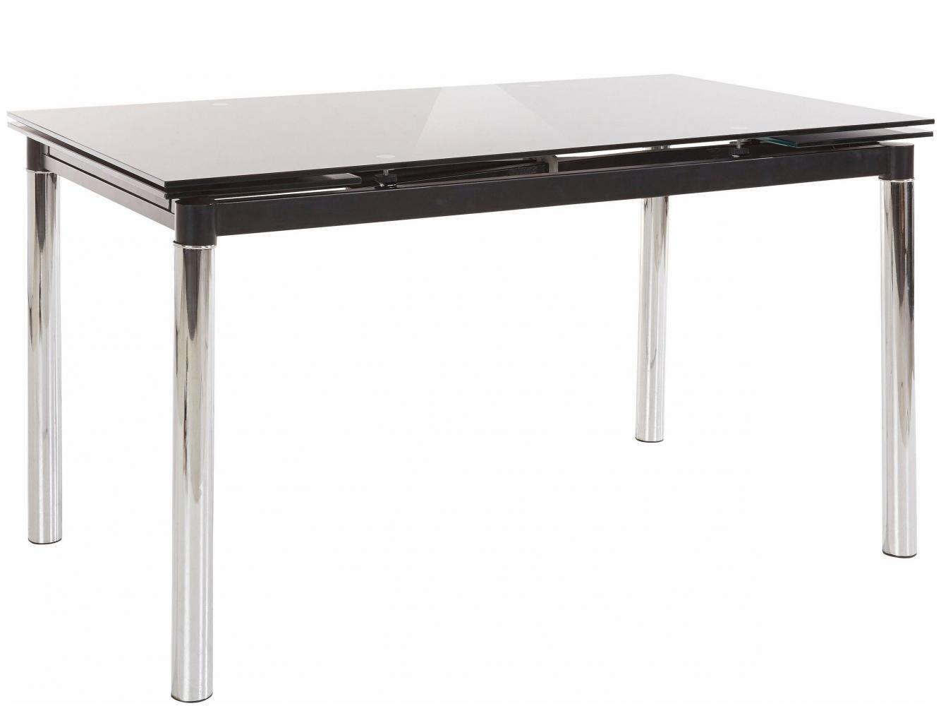 Jídelní stůl Pipa, 200 cm, černá