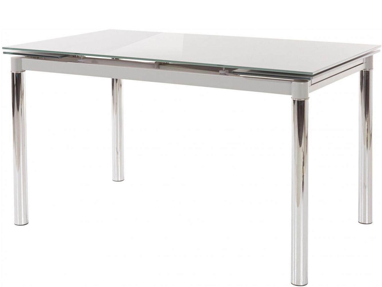 Jídelní stůl Pipa, 200 cm, šedá