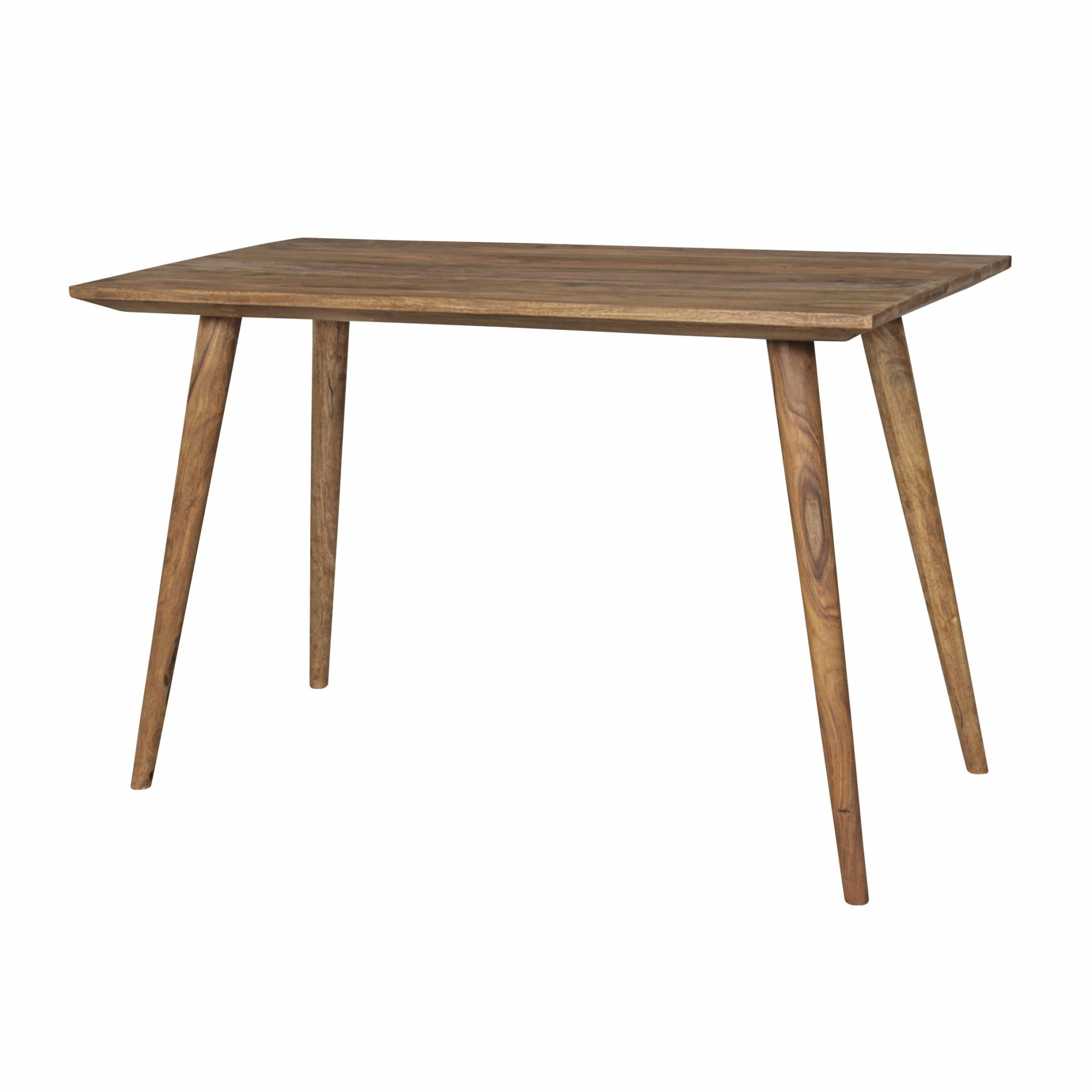 Jídelní stůl Repa, 120 cm, masiv Sheesham