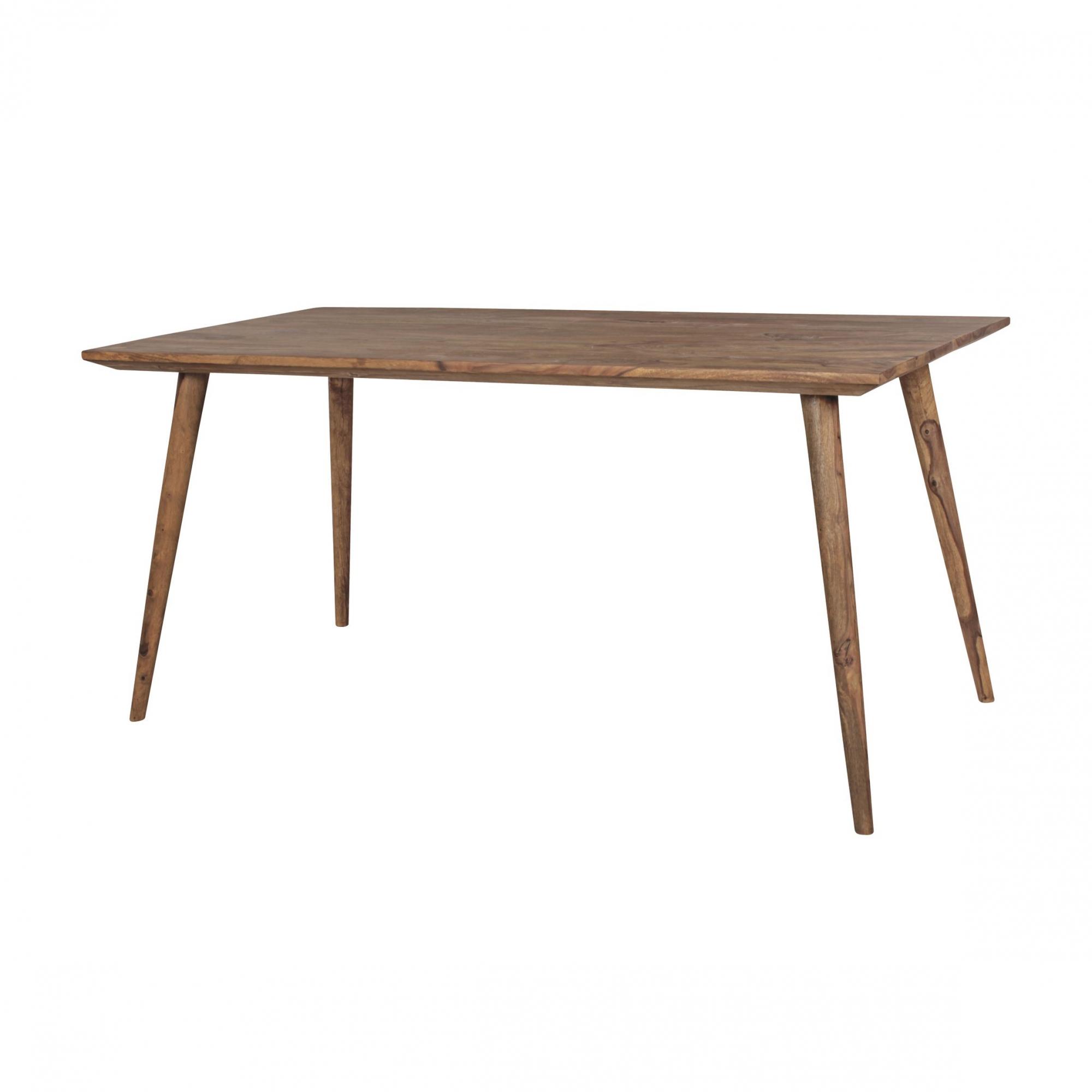 Jídelní stůl Repa, 160 cm, masiv Sheesham