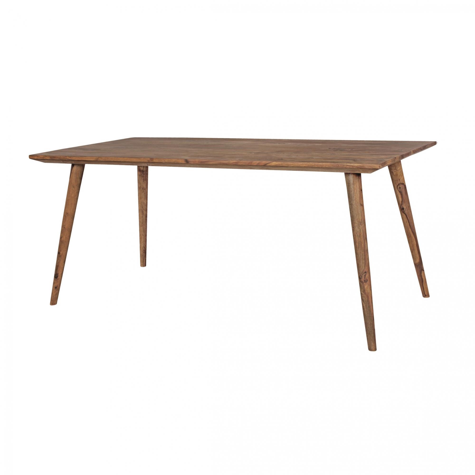 Jídelní stůl Repa, 180 cm, masiv Sheesham