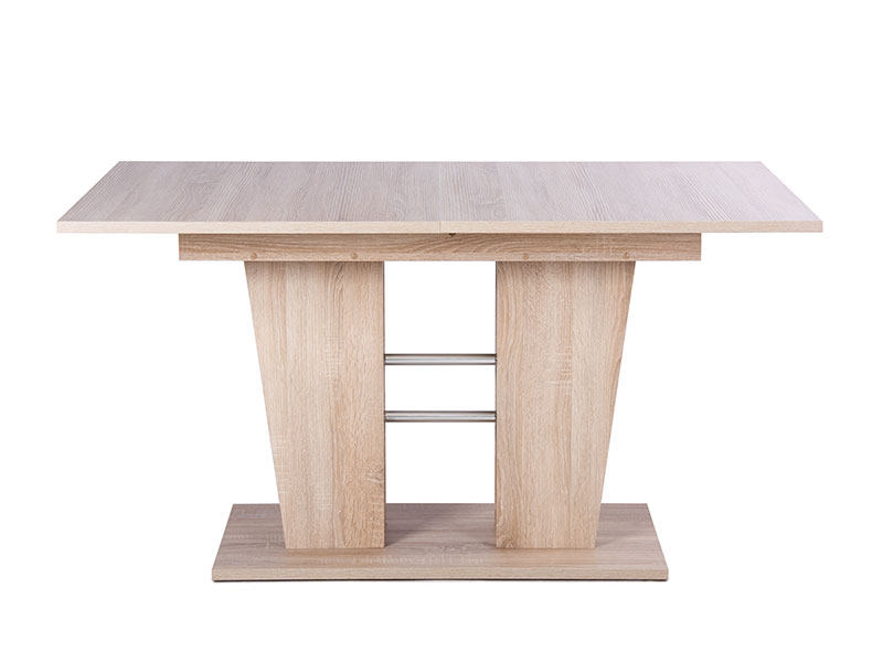 Jídelní stůl rozkládací Brenda, 180 cm, dub
