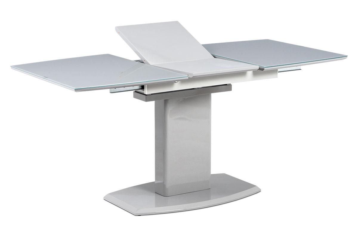 Jídelní stůl rozkládací Daniel, 160 cm, šedá