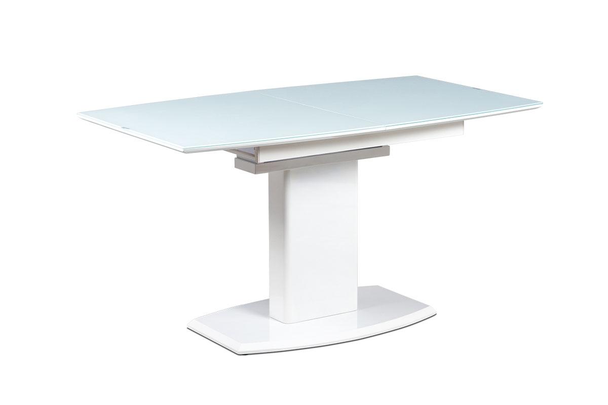 Jídelní stůl rozkládací Daniel, 180 cm, bílá