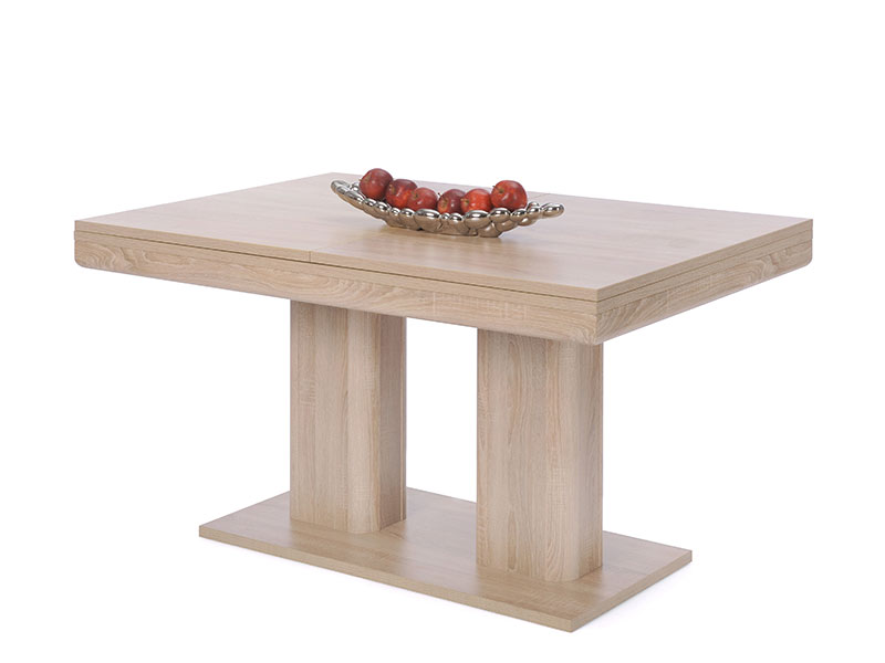 Jídelní stůl rozkládací Hayden, 220 cm, dub