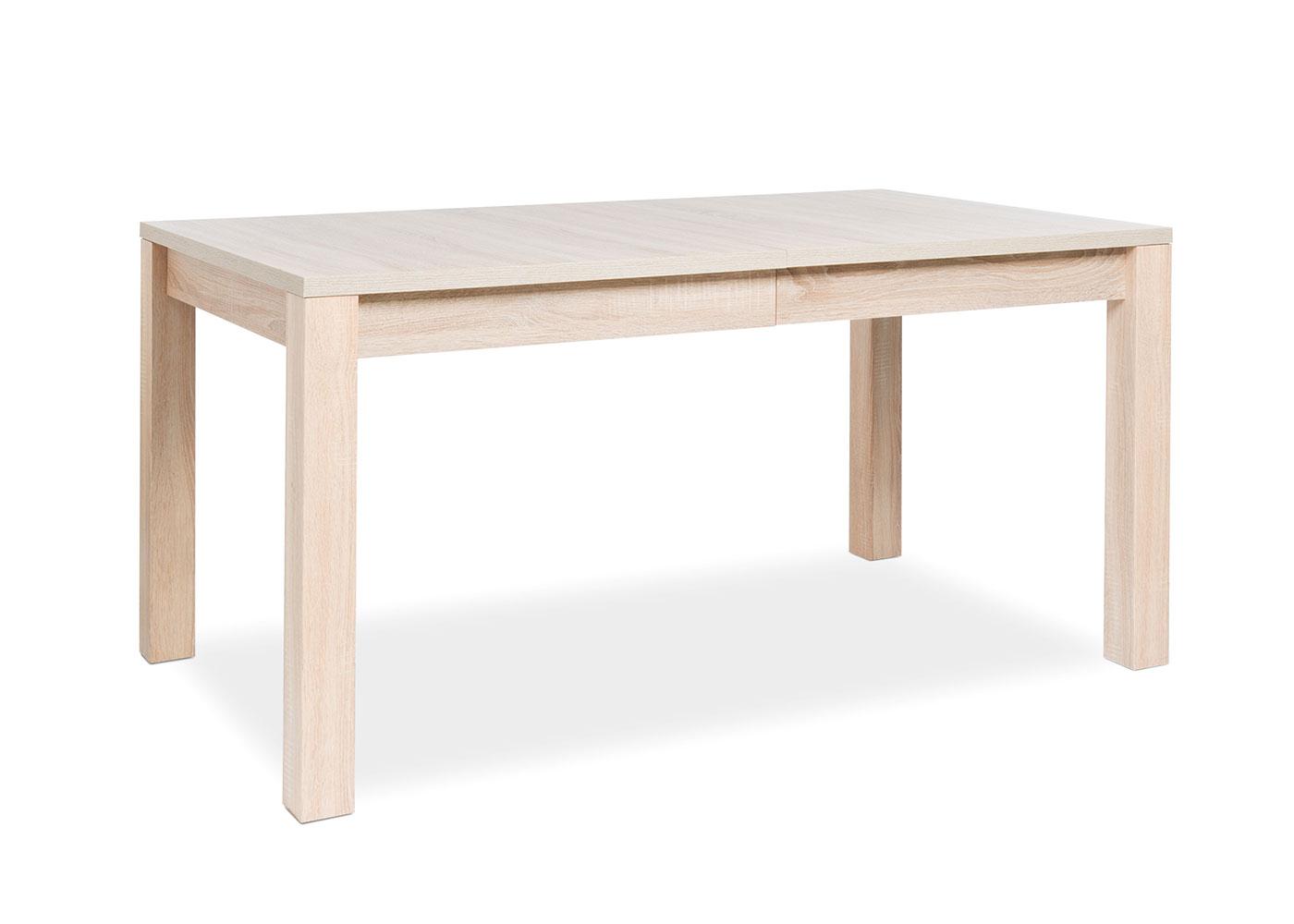 Jídelní stůl rozkládací Longy, 240 cm, dub