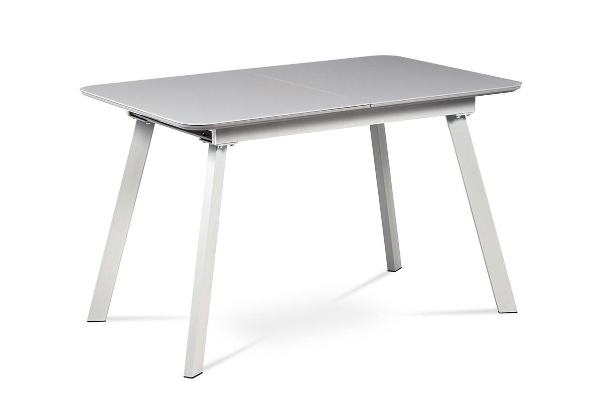 Jídelní stůl rozkládací Madison 120 cm, šedá