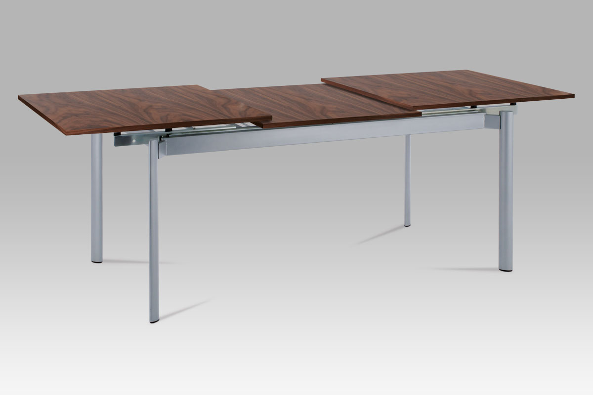Jídelní stůl rozkládací Rock, 232 cm, ořechová