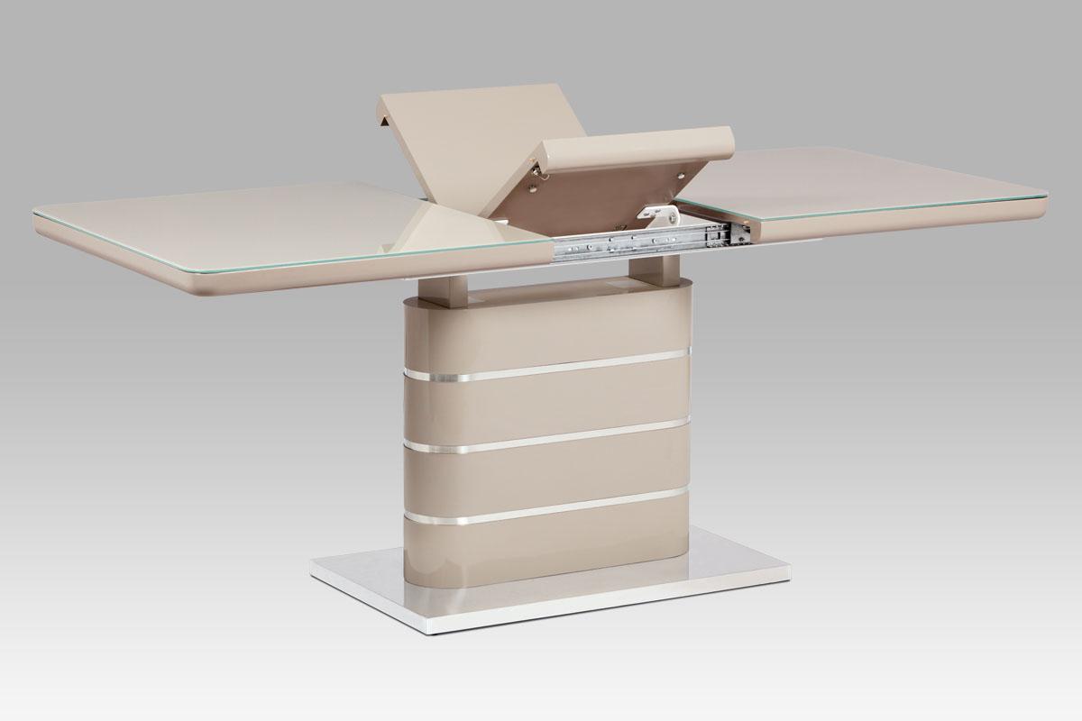 Jídelní stůl rozkládací Toledo, 180 cm, cappuccino