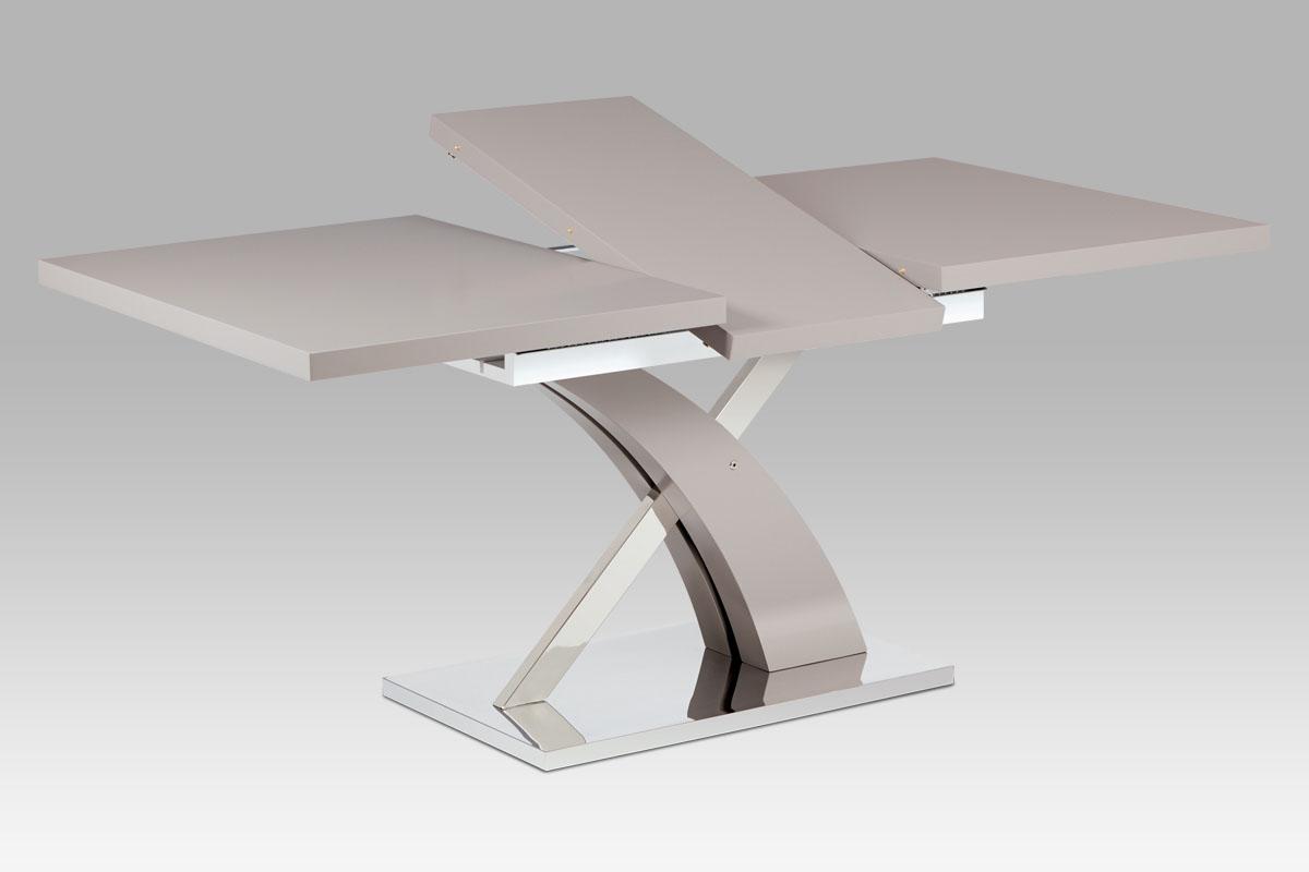 Jídelní stůl rozkládací Vista, 180 cm, lanýžová