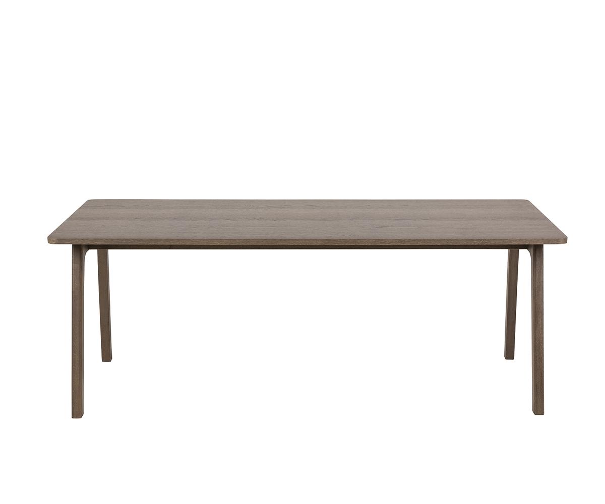 Jídelní stůl Scandi, 200 cm, mořený dub