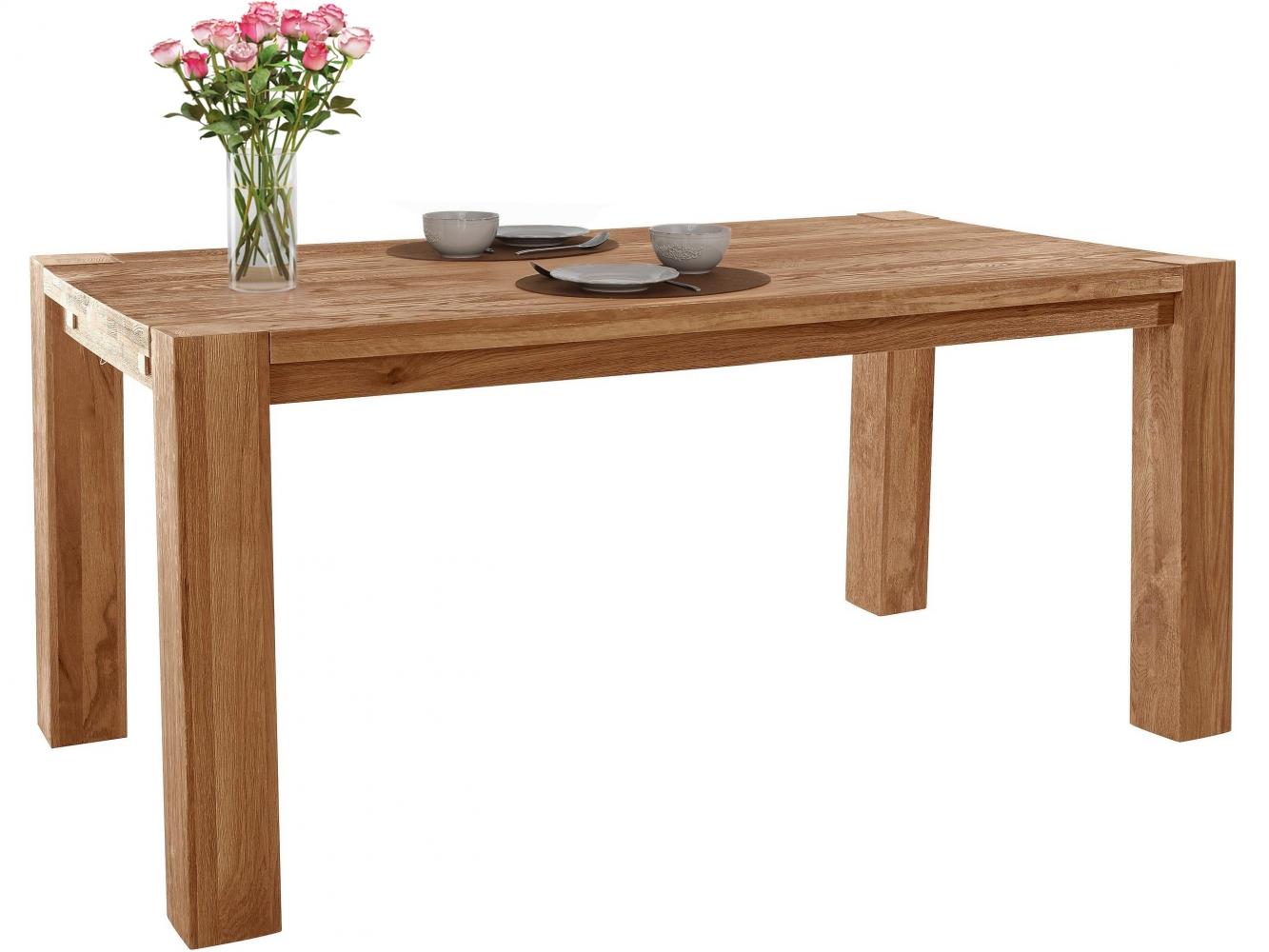 Jídelní stůl Sibera, 180 cm, dub