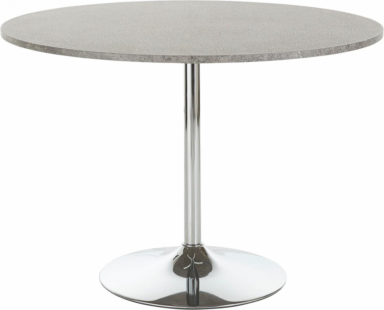 Jídelní stůl Terra, 110 cm, šedá