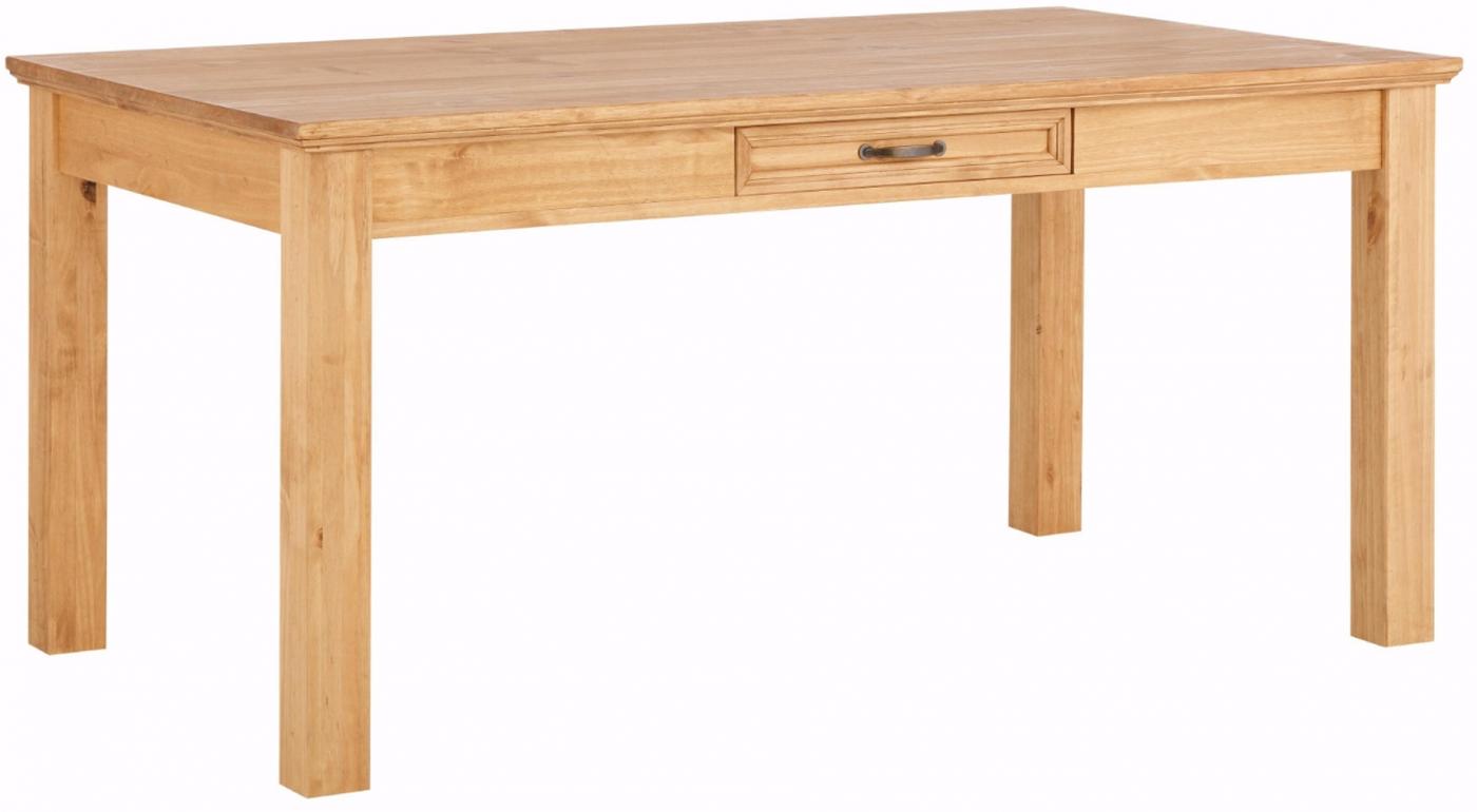 Jídelní stůl Yvet, 160 cm, borovice