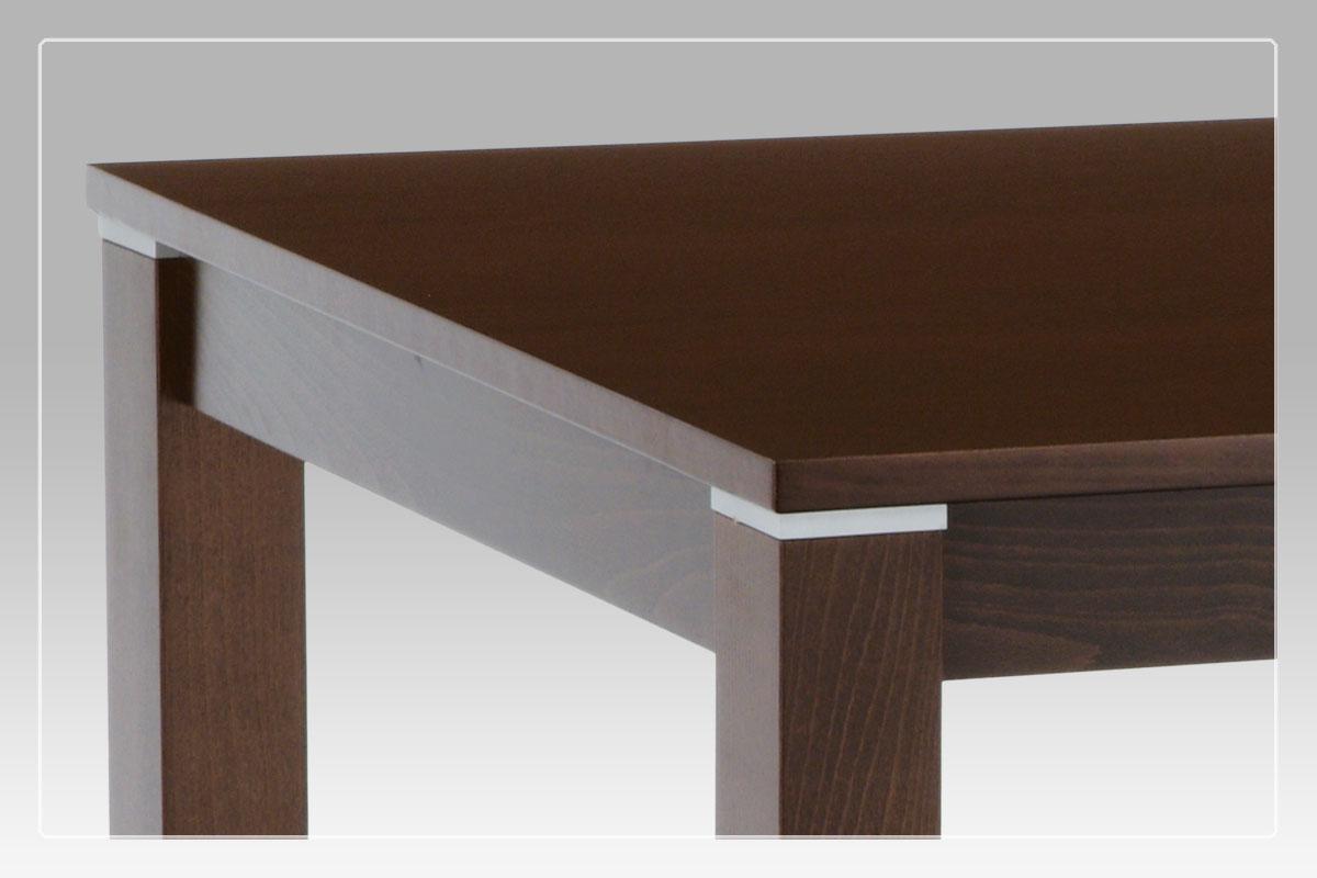 Jídelní stůl Zuzana, 120 cm, ořech