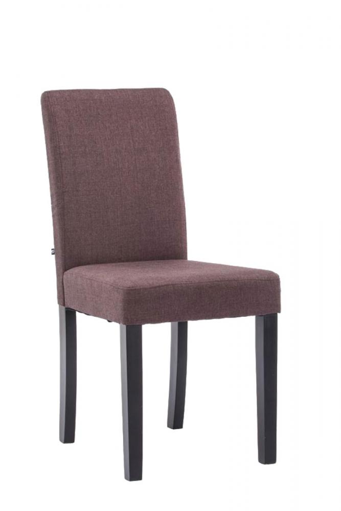 Jídelní židle Alia, hnědá