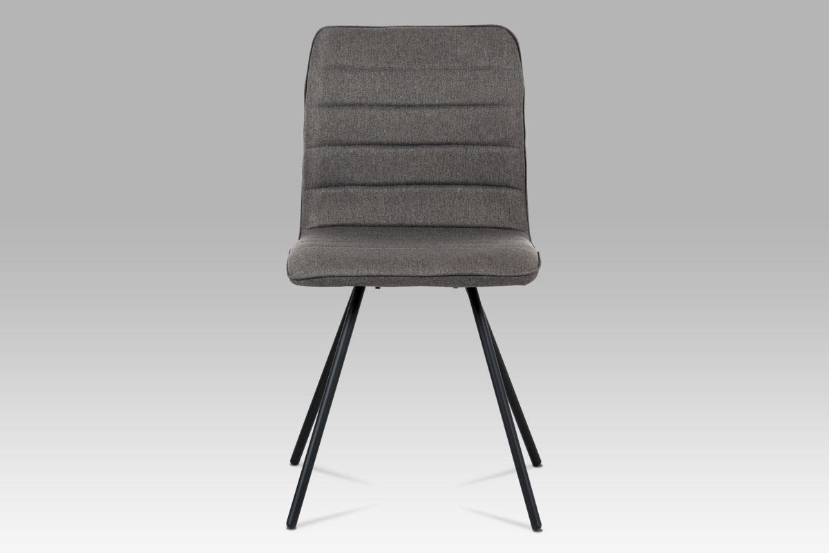 Jídelní židle Amy (SET 4 ks), šedá