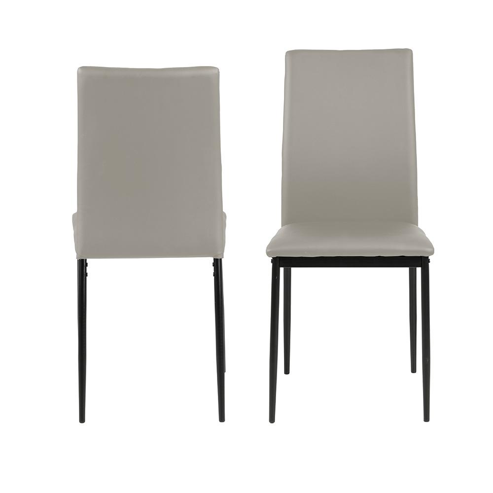 Jídelní židle Anis (SET 4 ks), taupe